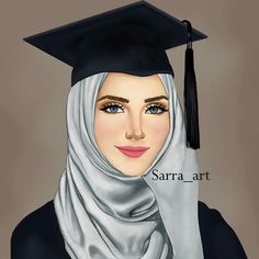 Hijab DrawingI just love how nice this is. Hijab Drawing Source : I just love how nice this is. Girly M, Cute Girl Drawing, Woman Drawing, Muslim Girls, Muslim Women, Girl Cartoon, Cartoon Art, Bear Cartoon, Sarra Art
