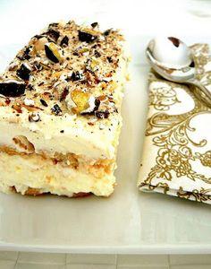 LIMONCELLO TIRAMISU - I am sooooo making this!  Anyone care to help me eat it???
