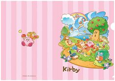 Hoshi no Kirby - Clear File: Picnic