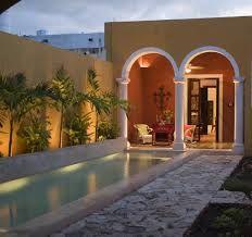Resultado de imagen para casas coloniales en mexico