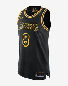 c6b73926b10 Kobe Bryant City Edition Authentic (Los Angeles Lakers) Men s Nike NBA  Connected Jersey Nike