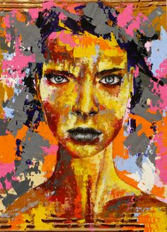 I entered the Saatchi Art Showdown competition. Please vote for me!