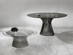 Knoll Warren Platner Dining Table Archival Image