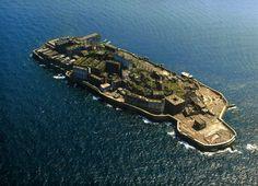Gunkan Island/Nagasaki