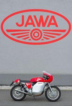 Jawa 350 OHCSpecial – příslib lepších zítřků - Garáž.cz Enfield Motorcycle, Cafe Racer Motorcycle, Moto Jawa, Sharp Logo, Jawa 350, Car Logos, Classic Bikes, Cycling Bikes, Cars And Motorcycles
