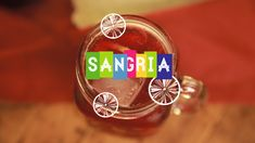 Check out Sangria on Thirsty For...