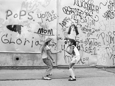 Whether she photographed graffiti or street games on New York's Lower East Side, Martha Cooper has been on a quest to show people and their culture in context.