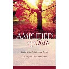 Love my wordy-word Bible