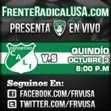 Ver el partido Deportivo Cali vs. Quindío en vivo aqui por la Liga Postobón II. Octubre 3 de 2012 – 8:00 p.m. Mira gratis en vivo el partido Deportivo Cali vs. Quindío en FrenteRadicalUSA.com