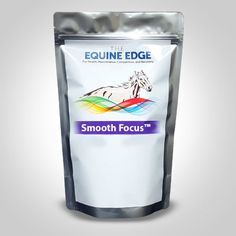 Smooth Focus has been formulated to assist the brain in focus and memory. Best for horses who have trouble paying attention but are not nervous or anxious.