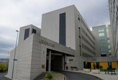 Urxencias do Complexo Hospitalario Universitario de Ourense.