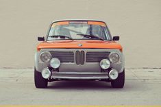 The BMW 2002 is a car that only came into existence thanks to a happy coincidence and some pressure from Max Hoffman - the pre-eminent automobile importer