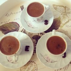 A nice cup of hot chocolate! Herbalife Tips, Cupcakes, Hot Chocolate Recipes, Fun Cup, Perfect Cup, Coffee Beans, Coffee Coffee, Coffee Cups, Turkish Coffee