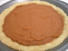 If you're having any celiac, vegan, or lactose-intolerant guests at your Thanksgiving table then you MUST make this gluten-free, vegan pumpkin pie! It is so simple and absolutely delicious.