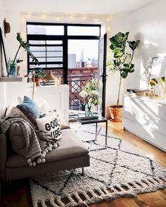 65 best studio apartment decorating ideas (39)