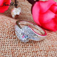Vintage Wedding Rings For Women Birthday