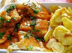 See related links to what you are looking for. Cod Fish Recipes, Tapas Recipes, Clean Recipes, Cooking Recipes, Healthy Recipes, Bacalhau Recipes, Jack Food, Pizza Ingredients, Portuguese Recipes