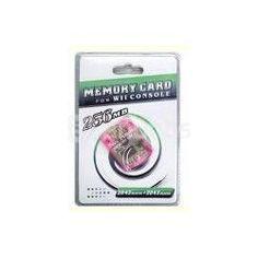 Memoria WII Gamecube 256mb