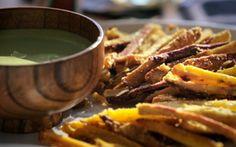 Batata frita,Uma das receitas do quinto episódio do programa 'Bela cozinha', que recebeu como convidado o cantor Arlindo Cruz.