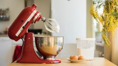 If you're only using your KitchenAid mixer to whip up the occasional batch of cookies or cake, you're missing out.