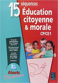 Programmation ENSEIGNEMENT MORAL ET CIVIQUE CP-CE1 - Chez Maliluno