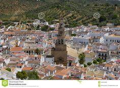 Constantina, província de Sevilha na Espanha. Foi uma grata surpresa conhecer esta pequena cidade na região da Andaluzia.