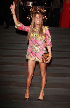 Anna dello Russo Photo - Dolce & Gabbana Event: Arrivals - Milan Fashion Week Menswear Spring/Summer 2013