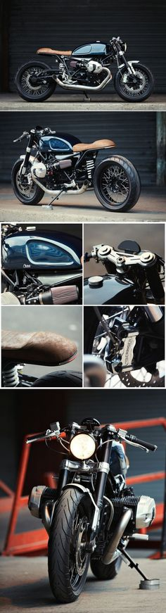 BMW R nineT Cafe Racer - Custom Motorcycles - .-BMW R nineT Cafe Racer – Kundenspezifische Motorräder – BMW R nineT Cafe Racer – Custom Motorcycles – shop # Customized - Bmw Cafe Racer, Estilo Cafe Racer, Moto Cafe, Cafe Bike, Cafe Racer Motorcycle, Bike Bmw, Motorcycle Design, Bmw Boxer, Cool Motorcycles