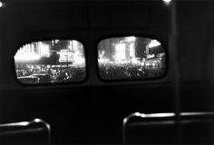 Louis Faurer, Bus Number 7, New York, 1950