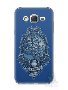Capa Capinha Samsung J7 Pokémon #2 - SmartCases - Acessórios para celulares e tablets :)