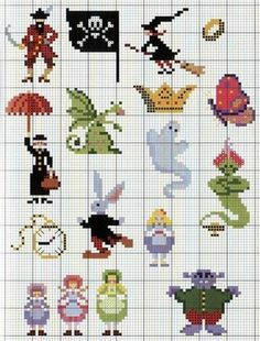 Small Dragon Cross Stitch Patterns Free | 19 Delightfully Geeky Cross Stitches You Wish You Owned