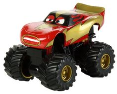 Amazon.com: Cars Monster FRIGHTENING McMEAN: Toys & Games