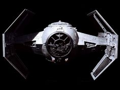 Darth Vader's TIE Fighter: it retains the terrible cockpit visibility and firepower of the original but at least has a better powerplant. Its pilot would have to truly be the master of an extrasensory force to survive in a dogfight.