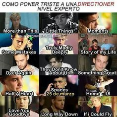 *right now, history, walking in the wind and i want to write you a song Song One, Me Me Me Song, James Horan, Canciones One Direction, One Direction Songs, Right Now One Direction, Music Mood, Cameron Boyce, Way Down