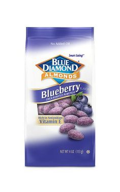 So excited for the opportunity #getyourgoodgoing from @Blue Diamond Almonds! These look so good! Nice roasted almonds with fruit flavor on them!   I was given this product complimentary by #influenster for the #Govoxbox