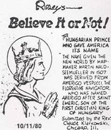 Articles / History / U. History / The Name-Day of America (Article) Name Day, Christian, Map, History, Coloring, America, Historia, Saint Name Day, Location Map