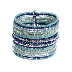 Welcome to Blε - Ble Resort Collection Jewelry Bracelets, Jewellery, Light Blue Color, Colorful Bracelets, Candle Holders, Jewelry Accessories, Collection, Candlesticks, Jewelery