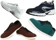 Amazon Globalite Men Casual Shoes Sale Offer : Up to 50% Off on Globalite Shoes