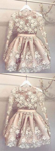 A-LINE HOMECOMING DRESS, SHORT/MINI PROM DRSESS, JUNIORS HOMECOMING DRESSES
