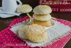 biscotti al cocco e albumi ricetta biscotti facili e veloci senza burro