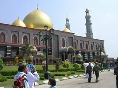 Kubah Emas Mosque, Indonesia