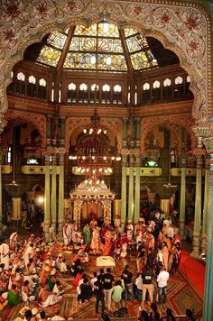 Mysuru Maharaja's Royal Wedding Photos