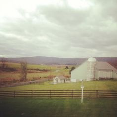 rowhouse HOME: weekend escape: cow country, pa. | McConnellsburg, Pa. | solitude