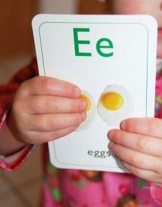 Alphabet Musical Cards