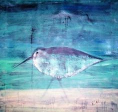 Original Sandpiper Canvas