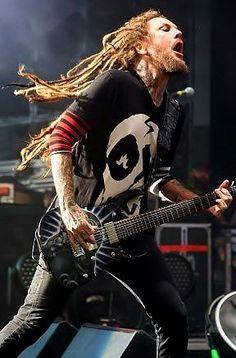 Ray Luzier, Jonathan Davis, Nu Metal, Korn, Metal Bands, Hard Rock, Punk, American, Style