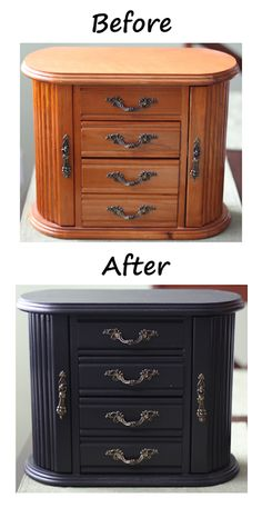 Up-Cycled Jewelry Box