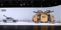 Audi's TT is Industrial Art - http://www.prestigeandsportsauto.com/audis-tt-industrial-art/
