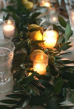 ciao! newport beach: add a little candlelight