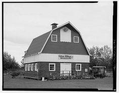 Colony Village,Wireck Barn, Alaska State Fairgrounds,Glen Hwy., Palmer, Matanuska-Susitna Division, AK Documentation compiled after 1933.